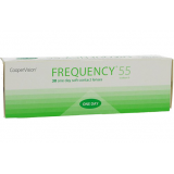 Frequency 1 Day 55% (30 lenti)