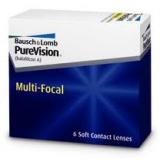 PureVision Multi-Focal (6 lenti)