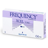 Frequency XCEL Toric (3 lenti)